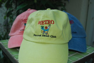 Metro Hat - Yellow ($15)