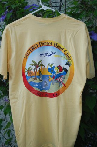 Marty Metro T-Shirt (XL) ($20)